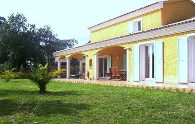 Beautiful house, very quiet area 300m from the sea