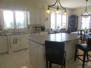 Charlottetown house photo - Fully equipped kitchen with beautiful bright windows and a great views