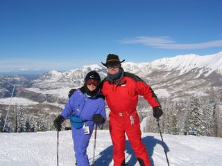 Breckenridge Peak 9 house photo - Your hosts at the top of the Mountain