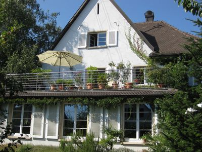 A beautiful, 120 m2 holiday home near Switzerland and France.