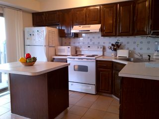 Brigantine townhome photo - Kitchen