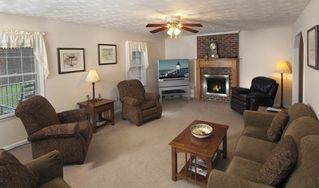 Luray lodge photo - Living room
