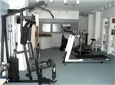 Our Physical Fitness Center