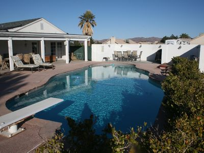 Henderson house rental - Pool, Covered patio, Bar-B-Q Patio
