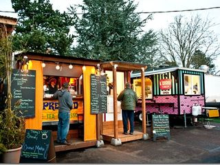 Portland apartment photo - Excellent food carts up on 43rd and Belmont