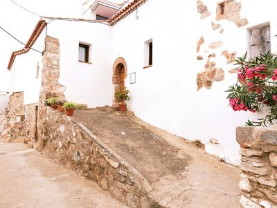 House Rural Apartment Castillo de Magacela