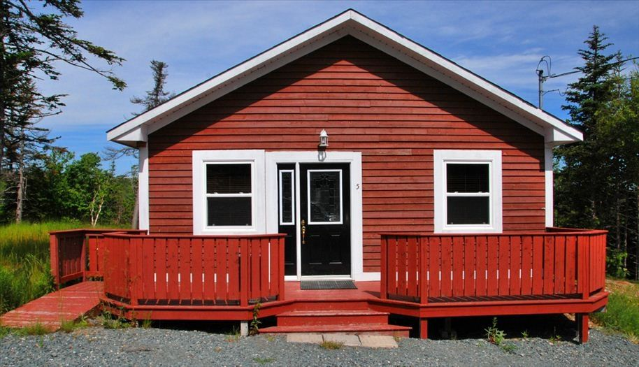 Executive style cottages in newfoundland canada vrbo for Cabins in newfoundland