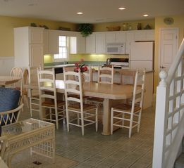 Holden Beach house photo - Kitchen
