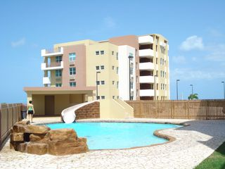 Cabo Rojo apartment photo - Shared Pool