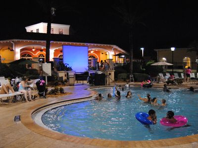 Orlando Florida Disney Spa / Golf Resort mit Lazy River, Wasserrutsche -Laurasvillas