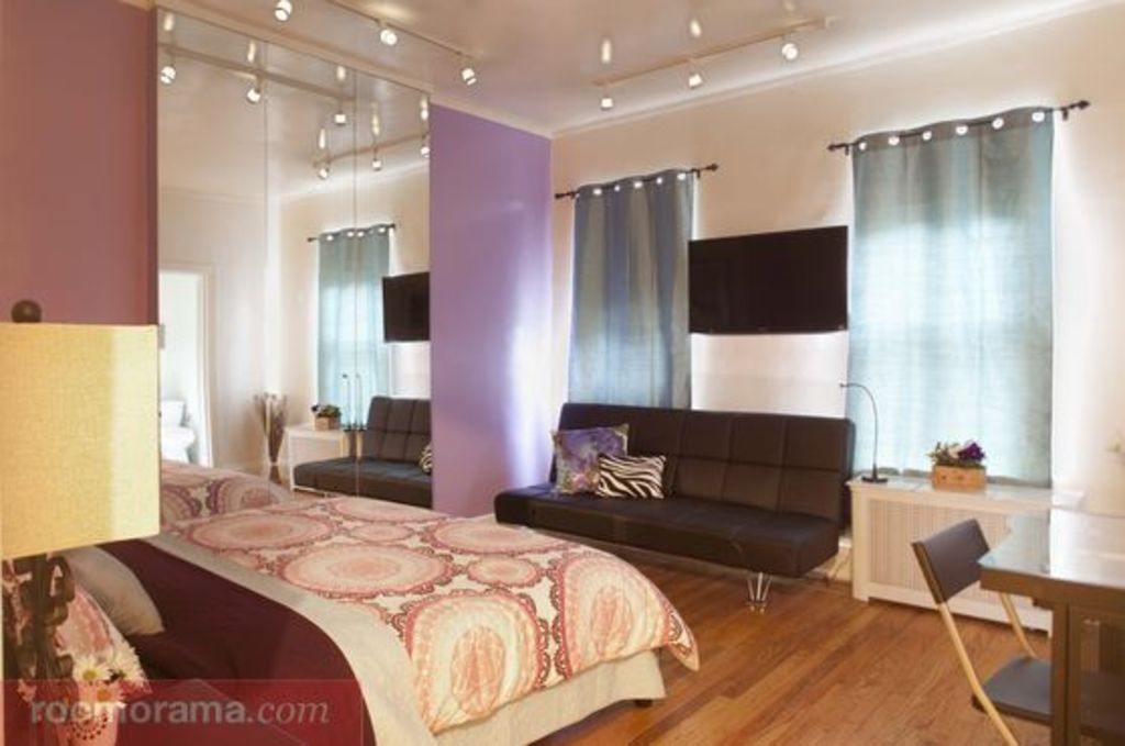 Studio Apartment Queen Bed essential* studio apartment on the - homeaway upper east side