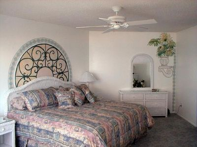 Englewood Beach condo rental - Master Bedroom