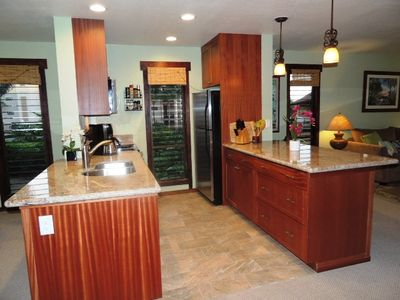 Koloa condo rental - BRAND NEW KITCHEN