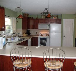 Bushkill house photo - Kitchen