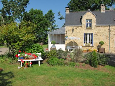 Cottages At Noyal Muzillac 10 Minutes To The South Brittany Coast - Le Vieux Chene