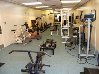 Redington Shores condo photo - Exercise room.