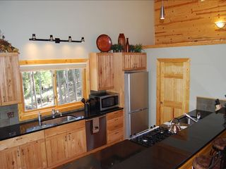 Nederland lodge photo - Kitchen