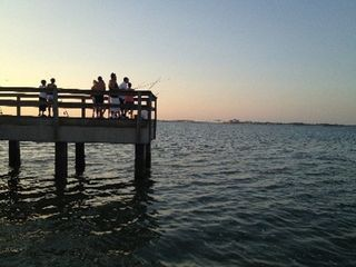 Sanibel Island condo photo - Lighthouse Pier for world class fishing!