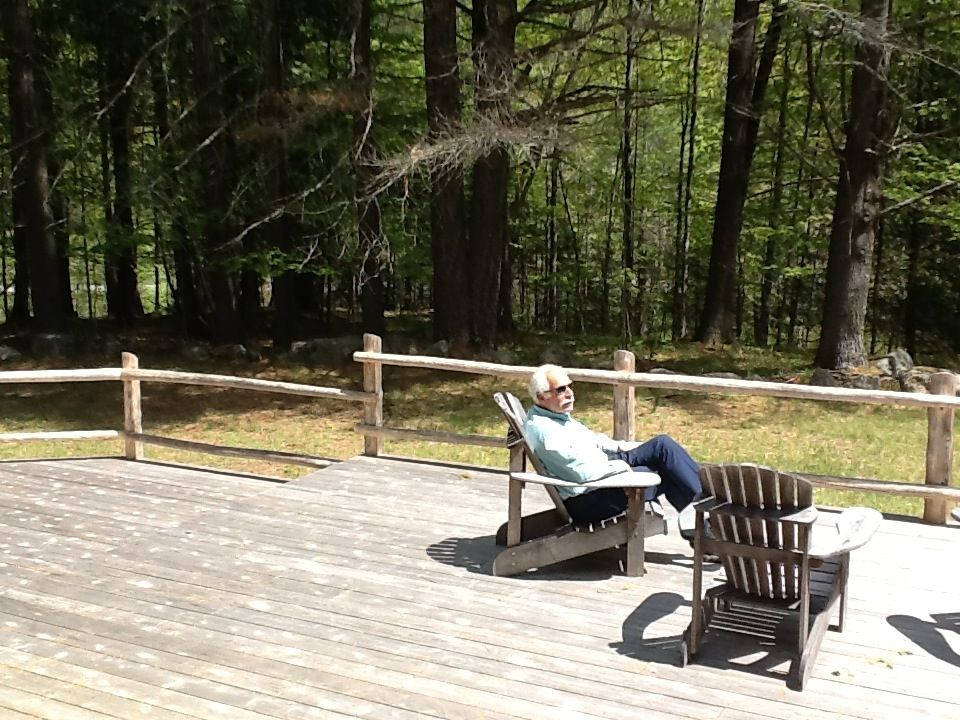 Spacious keene valley lodge summer only vrbo for Keene valley cabin rentals