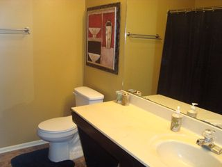 Orange Beach townhome photo - Private Master Bath!