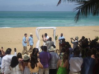 Arecibo villa photo - The Wedding Touch ! At Atlantic Sand Oasis Villa