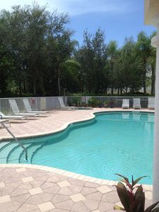 Barrington Lakes Pool - across from condo