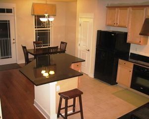 Vacation Homes in Ocean City townhome photo - Gourmet Kitchen