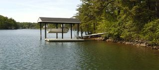 Huddleston estate photo - The private dock at the Main House