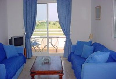 Oliva apartment rental - Flat 4B Living Room