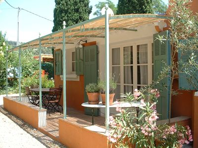 House CARQUEIRANNE (Var) 5 persons Near the Village and beaches, In Calm