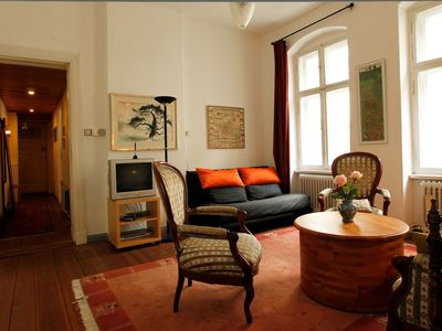 Charlottenburg-Willmersdorf apartment rental