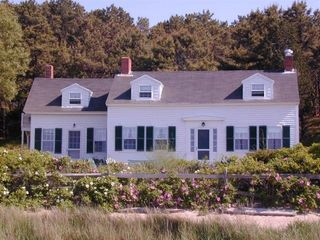 Wellfleet house photo - In Bloom
