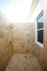 Anguilla villa photo - Master Bath outdoor shower