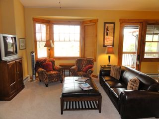 Steamboat Springs condo photo - Living Room area with plenty of seating