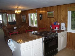 Lexington cottage photo - kitchen and dining area