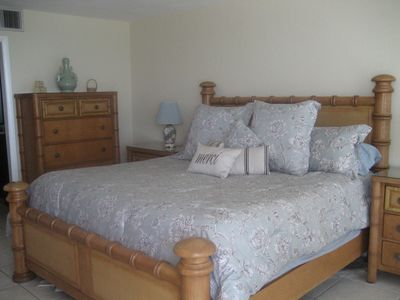 Master suite has plenty of room. Unpack and enjoy