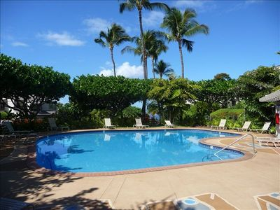 Wailea condo rental - Pool