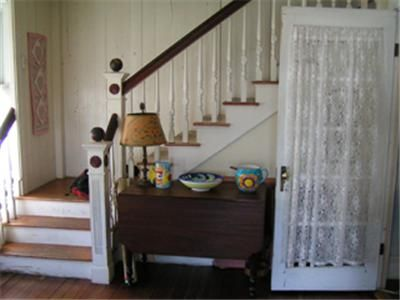 Oak Bluffs house rental - Front Hall