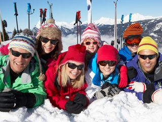 Pagosa Springs house photo - The True Reason to Ski Wolf Creek....Family and Friends Creating Great Memories