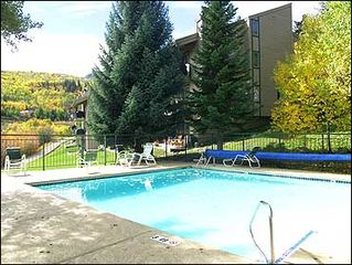 Snowmass Village condo photo - Heated Pool