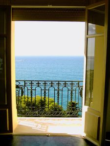Window Sea View