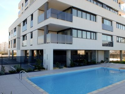 Ibiza Town apartment rental - Apartment and pool