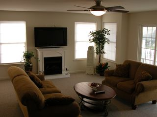 Wildwood condo photo - Living area with a 42 inch LCD TV