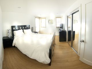 Venice Beach townhome photo - Bedroom #1
