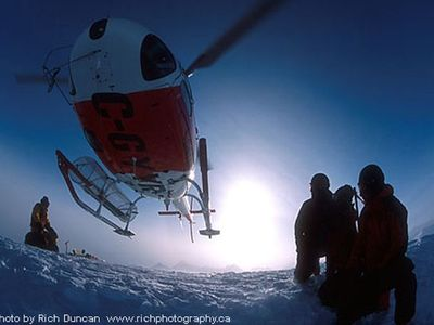 If you ever get the chance I highly recommend heli skiing