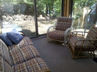 Lake Wallenpaupack house photo - sun porch