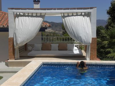 Alhaurin de la Torre villa rental - Private pool