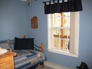 Maggie Valley house photo - Newly decorated 3rd bedroom with view