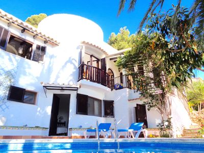 VILLA WITH EXCEPTIONAL VIEW WITH SPA