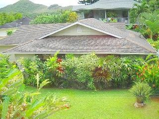 Wailua house photo - Beautiful Wailua spot w/ the mountains in the back just minutes from everything!